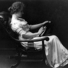 """I am not sure it is mine.""–Notes on Writing in Helen Keller's THE STORY OF MY LIFE"